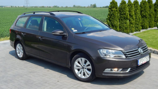 Skoda SuperB II kombi