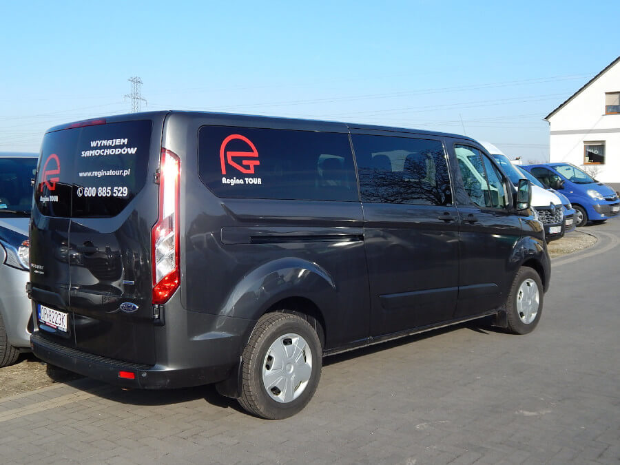Ford Transit Custom Long 9 osobowy