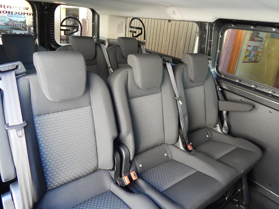Ford Transit Custom Long 9 osobowy