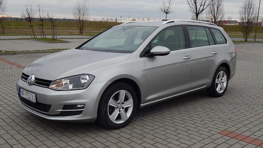 Volkswagen Golf VII kombi
