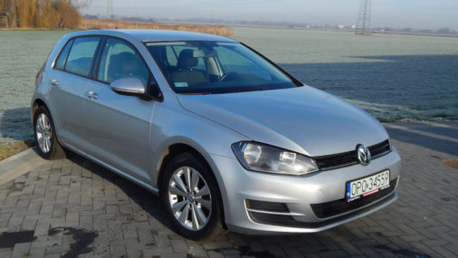 Volkswagen Golf VII hatchback