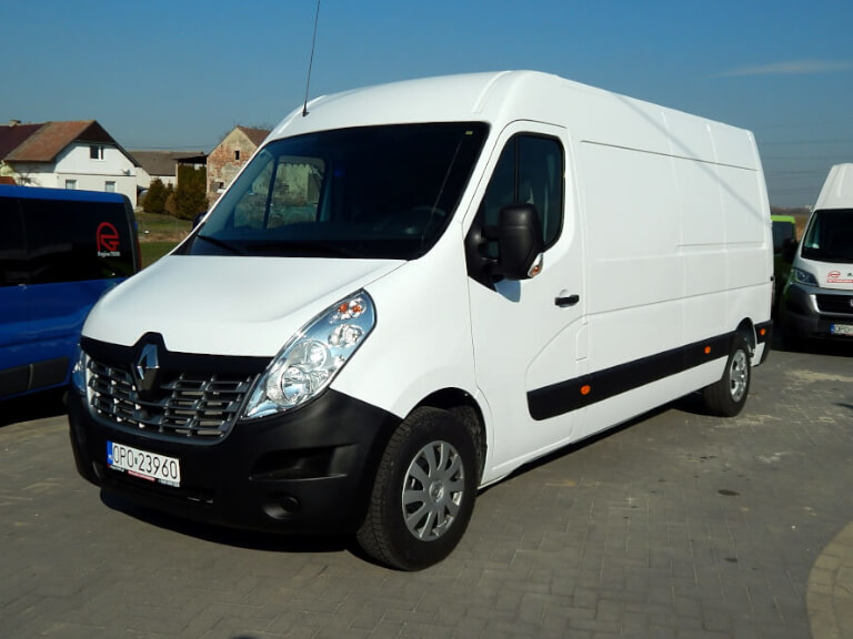 wypożyczalnia samochodów dostawczych Krapkowice