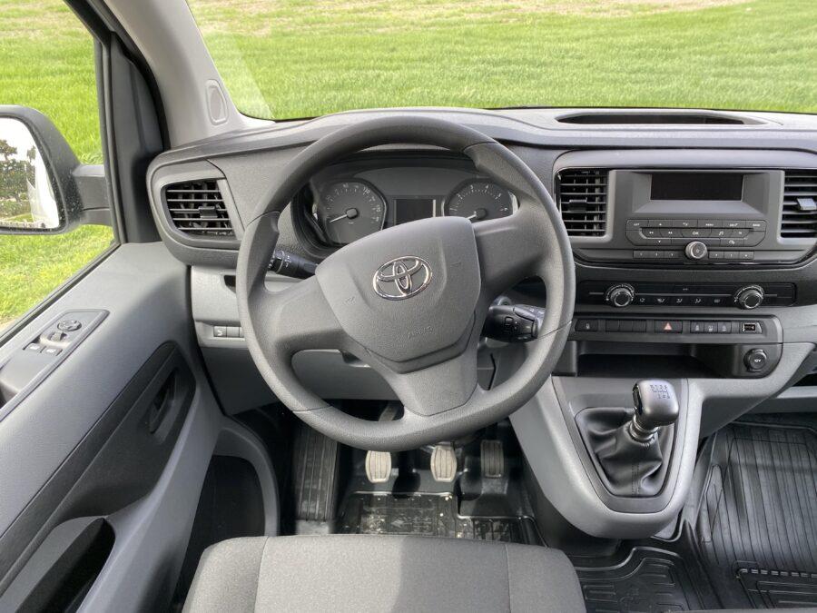 Toyota Proace Verso Long 9 osobowa